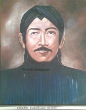 Foto Lukisan Panembahan Senopati