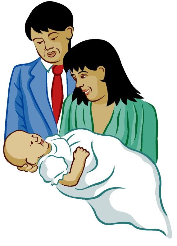 SELAMATAN USIA KEHAMILAN » Bayi dan ortu