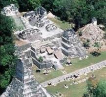 Artefak Suku Maya