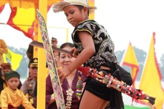 Ritual Adat Suku Dayak & SukuTidung~Bulungan